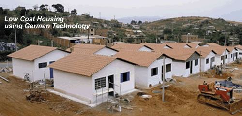 Mogate your partner for commodities business for Low cost home construction